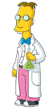 simpsons frink